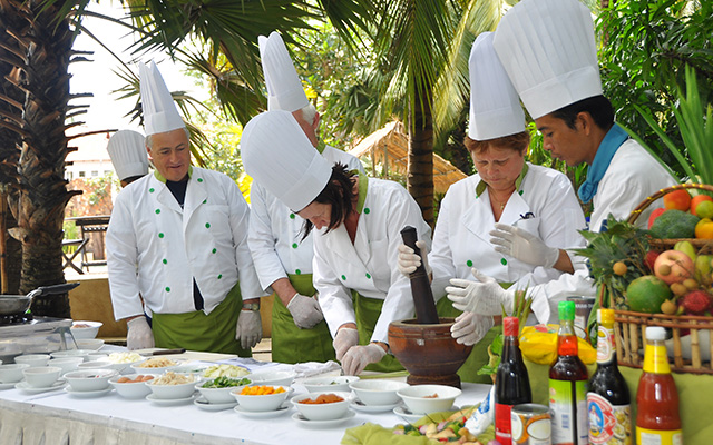 Authentic Khmer Cuisine Cooking