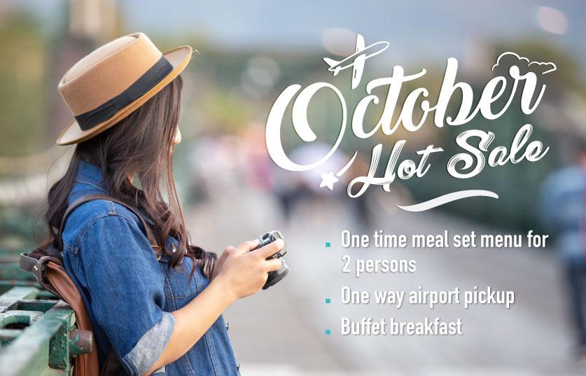 October Hot Sale