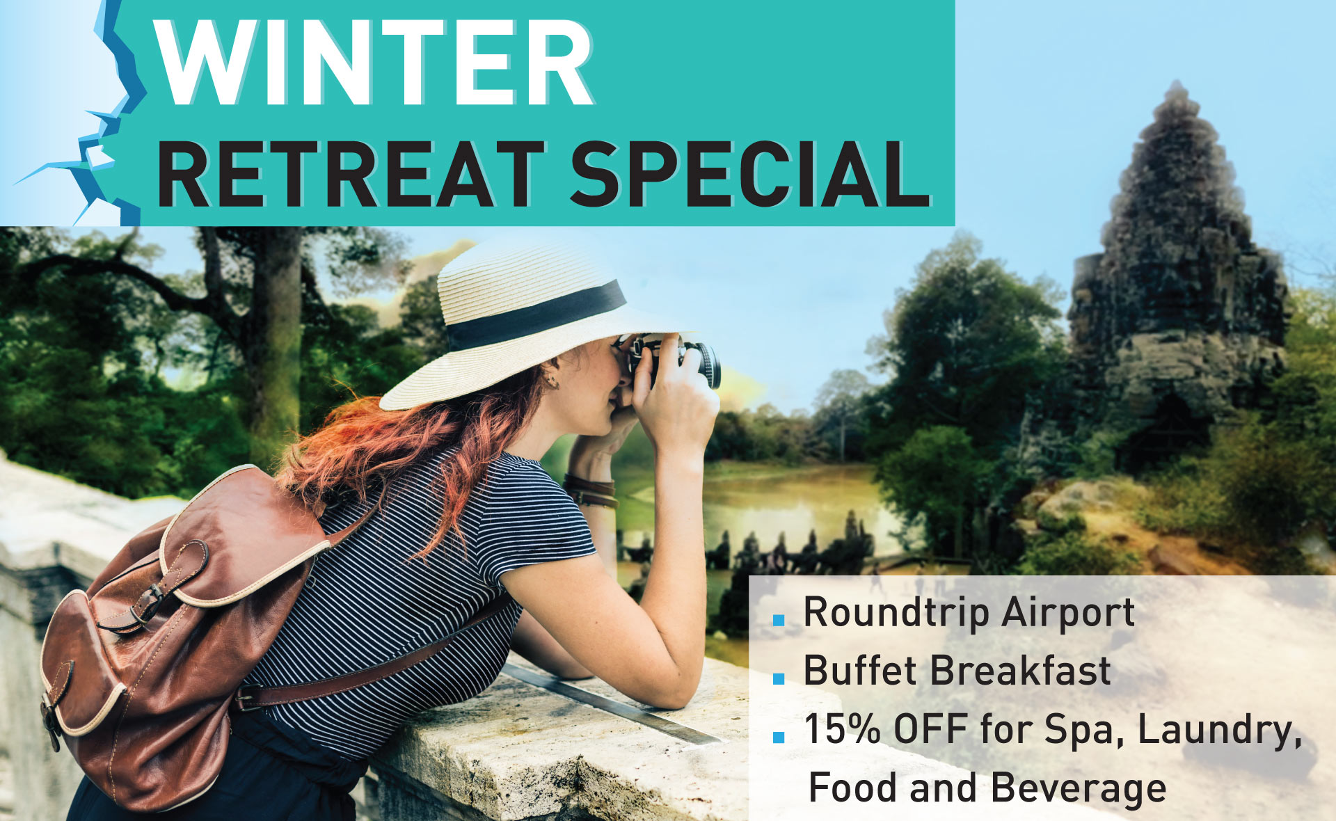 Winter Retreat Special