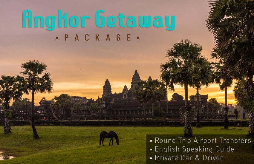 A PATH TO EXPLORE ANGKOR