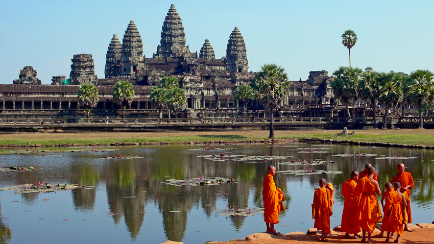 An Epic Journey to Cambodia