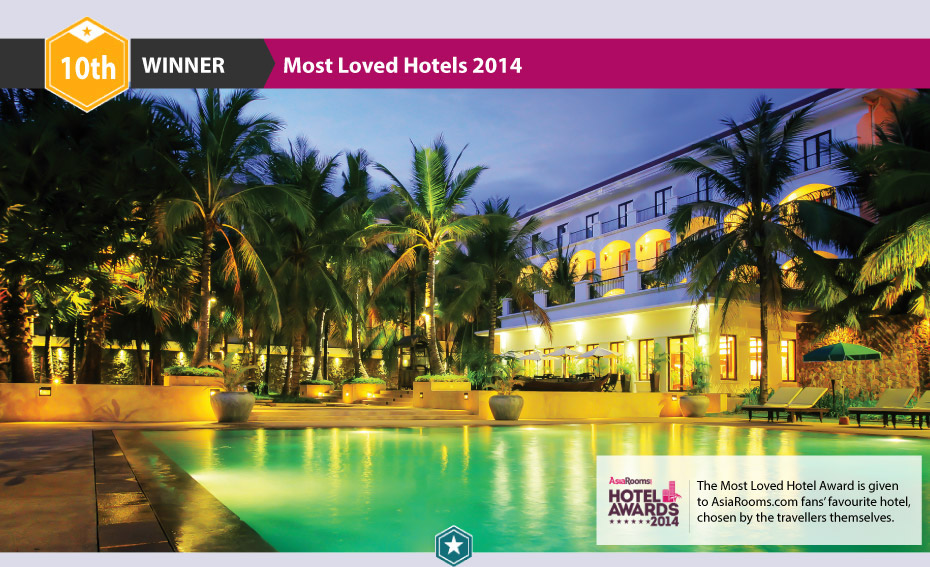 Most Loved Hotels 2014